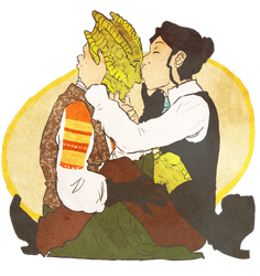 DW: Vastra and Jenny by LadyNorthstar