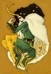 Loki : a lady knows best