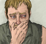 TheWalkingDead : DARYL's TEARS