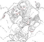the Hobbit : a family