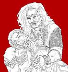 the Hobbit : sleep now