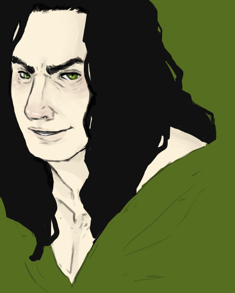 Loki by LadyNorthstar