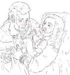 the Hobbit : family ties