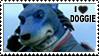 I love Doggie by LadyNorthstar