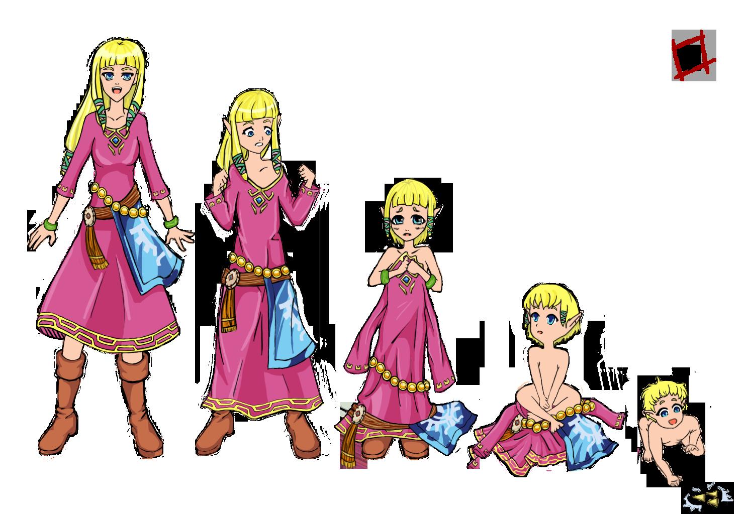 Skyward Sword Zelda Request