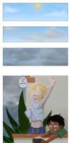 Rainy Day- page 1