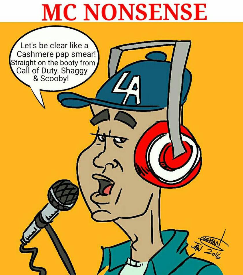 MC Nonsense by AZTECH2009