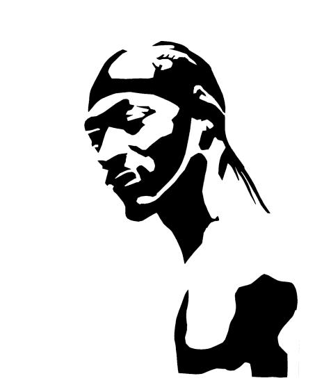 Snoop Dogg Stencil By T-a-g-g-e-r On DeviantArt