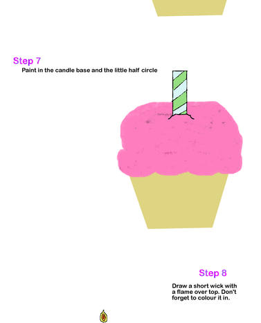 How to draw a cute cupcake by cocovampi on deviantart for Cute muffin drawing