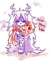 Blah blah blah by steamshade69