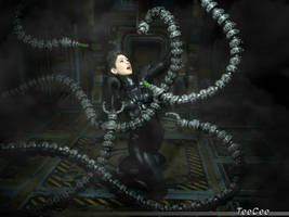 Tentacle Attack ! by ThierryCravatte
