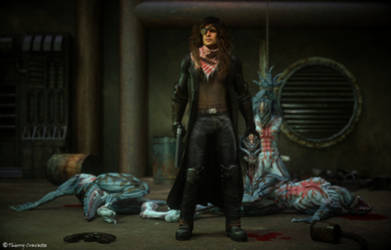 The Punisher by ThierryCravatte