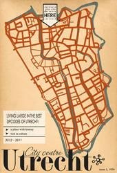Utrecht - City Centre by pinkandfluffy