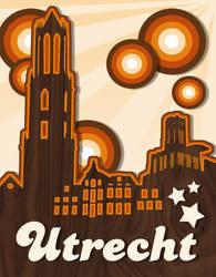 Dom Utrecht by pinkandfluffy