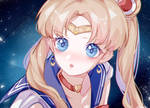[Fan Art]Sailor Moon Redraw Challenge
