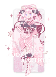 030 [Closed]Sketch_Adoptable_Action (Paypal)