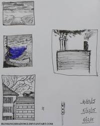 Random Thumbnail Sketches