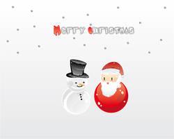 Merry Christmas by Gabriel-Joker