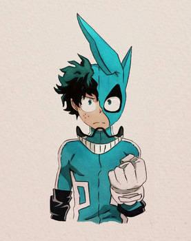 Izuku Midoriya from Boku no Hero Academia
