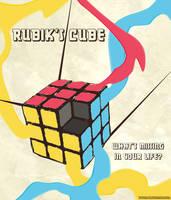 Rubik's Cube by tsjsneaky