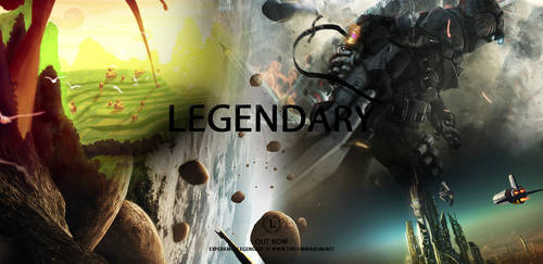 Exhibit X: Legendary by tsjsneaky