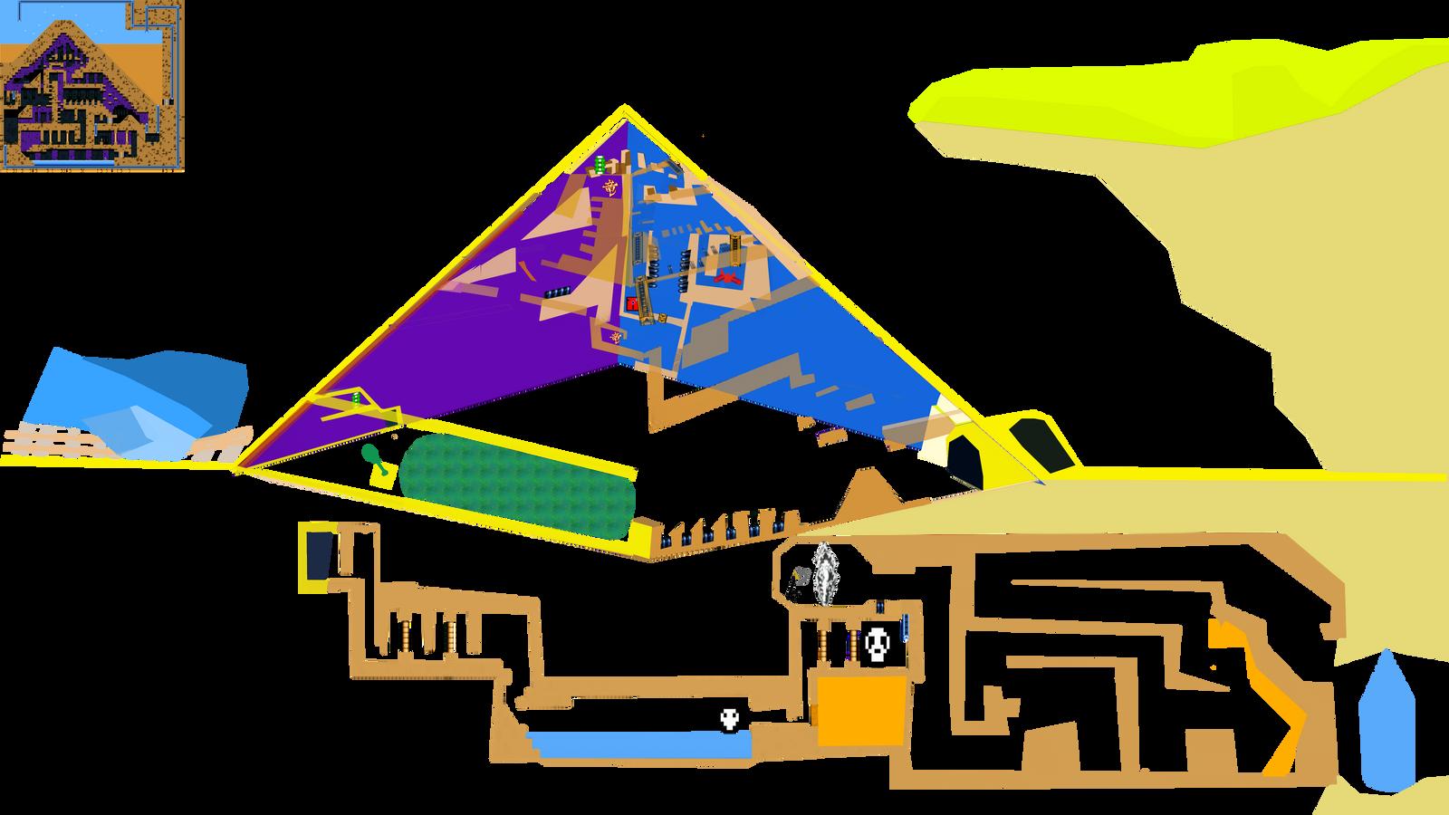 Strider reboot idea egyptian base map wip 4 by for Floor 4 mini boss map swordburst 2