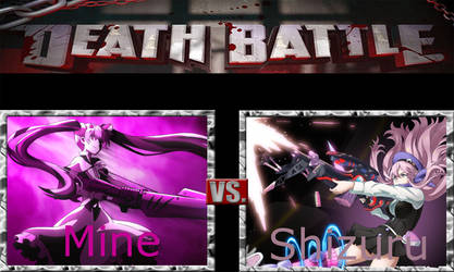 Death Battle Idea 1 - Mine Vs. Shizuru