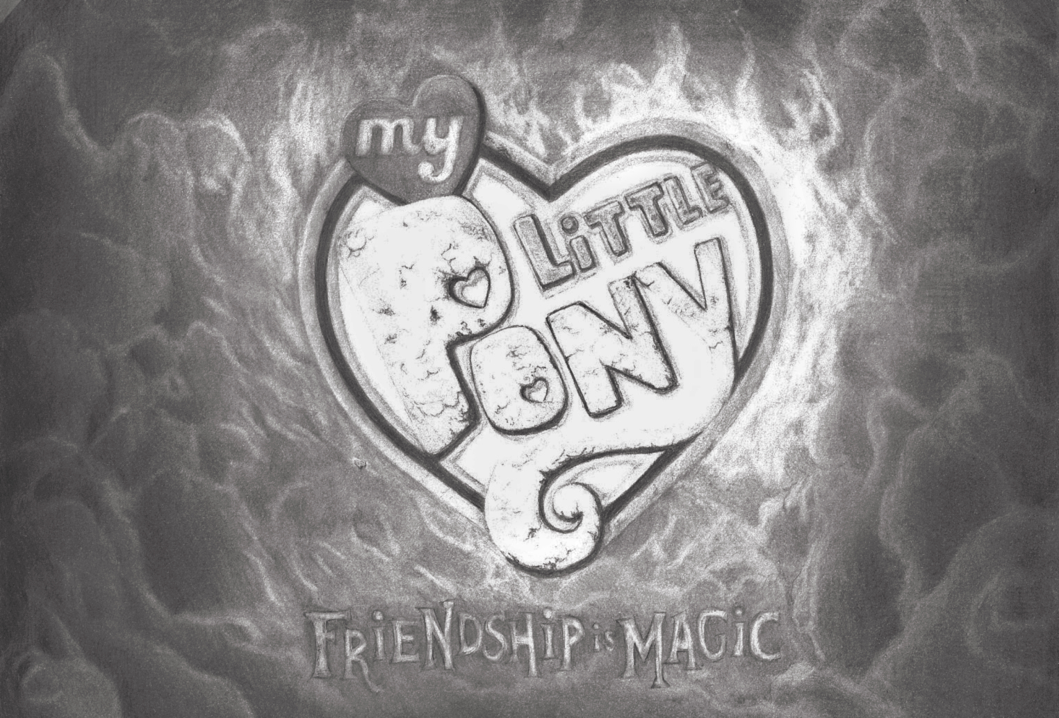 Friendship Is Magic by RedJack-Nine