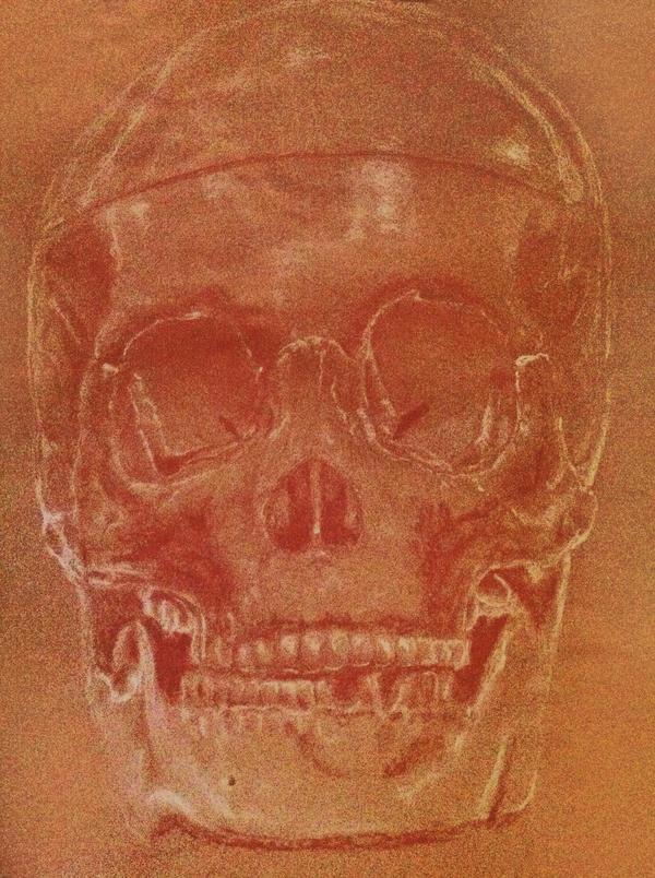 Sanguine Skull by RedJack-Nine