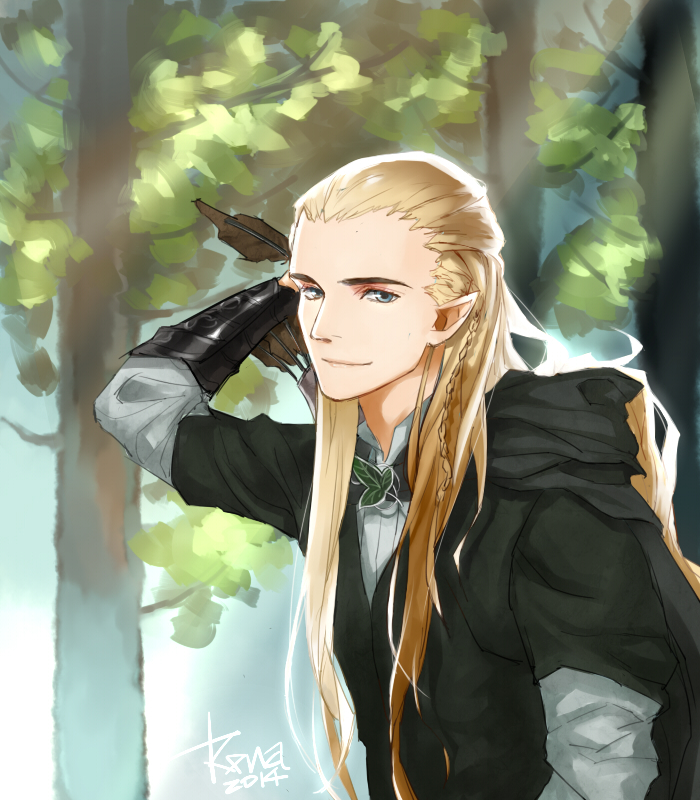 Legolas Wallpaper: Legolas Greenleaf By Blip-NYA On DeviantArt