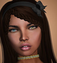 LOTD - 20160720 Headshot by justcallmeque
