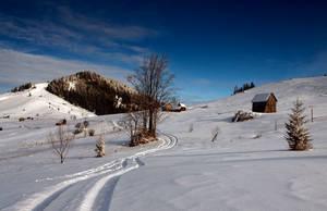 Winter on Magura by lica20