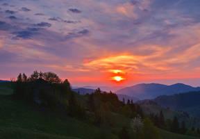 Spring Sunrise. by lica20