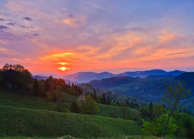 Spring in Bukovina 3 by lica20