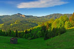 Rarau mountain