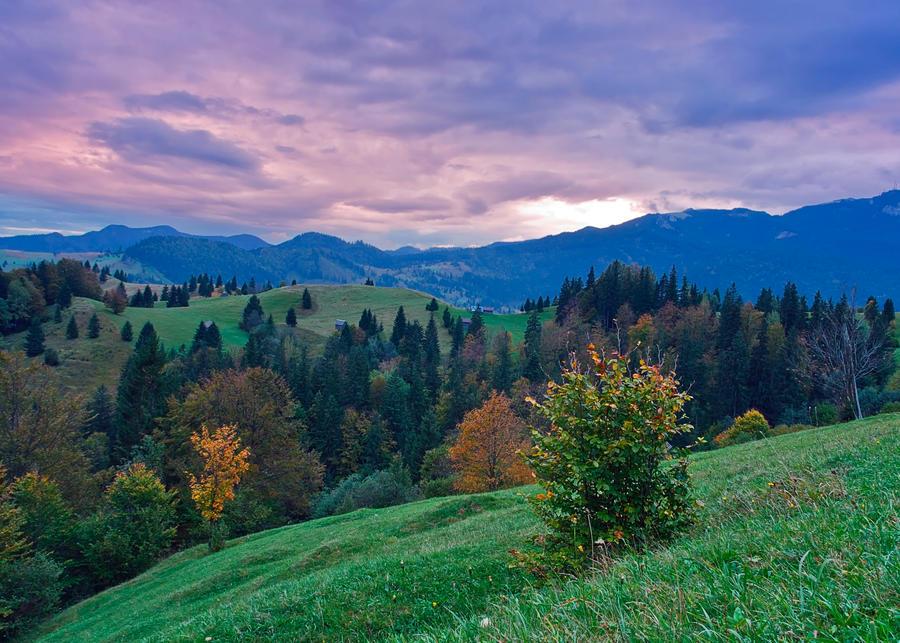 Bukovina, by lica20