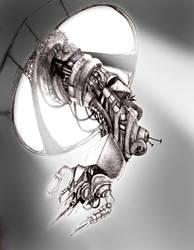 Robot Arm by AdmiralJCB