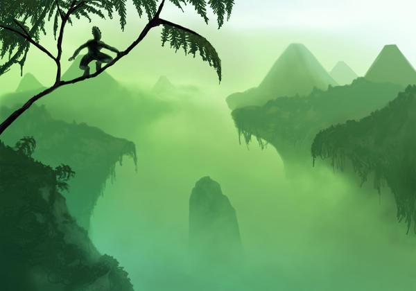 Jungle planet by admiraljcb on deviantart - Plante jungle ...