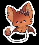Halloween Bat - Adopt Raffle OPEN by DatIncon