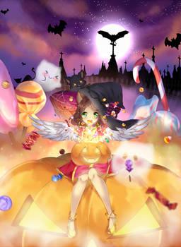 Secret Halloween - Longestdistance