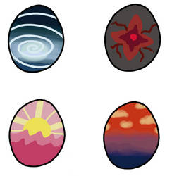 Mystery Egg Adopts (4/4 OPEN)