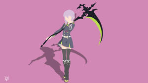Shinoa Hiiragi V2 (Owari no Seraph) Minimalist