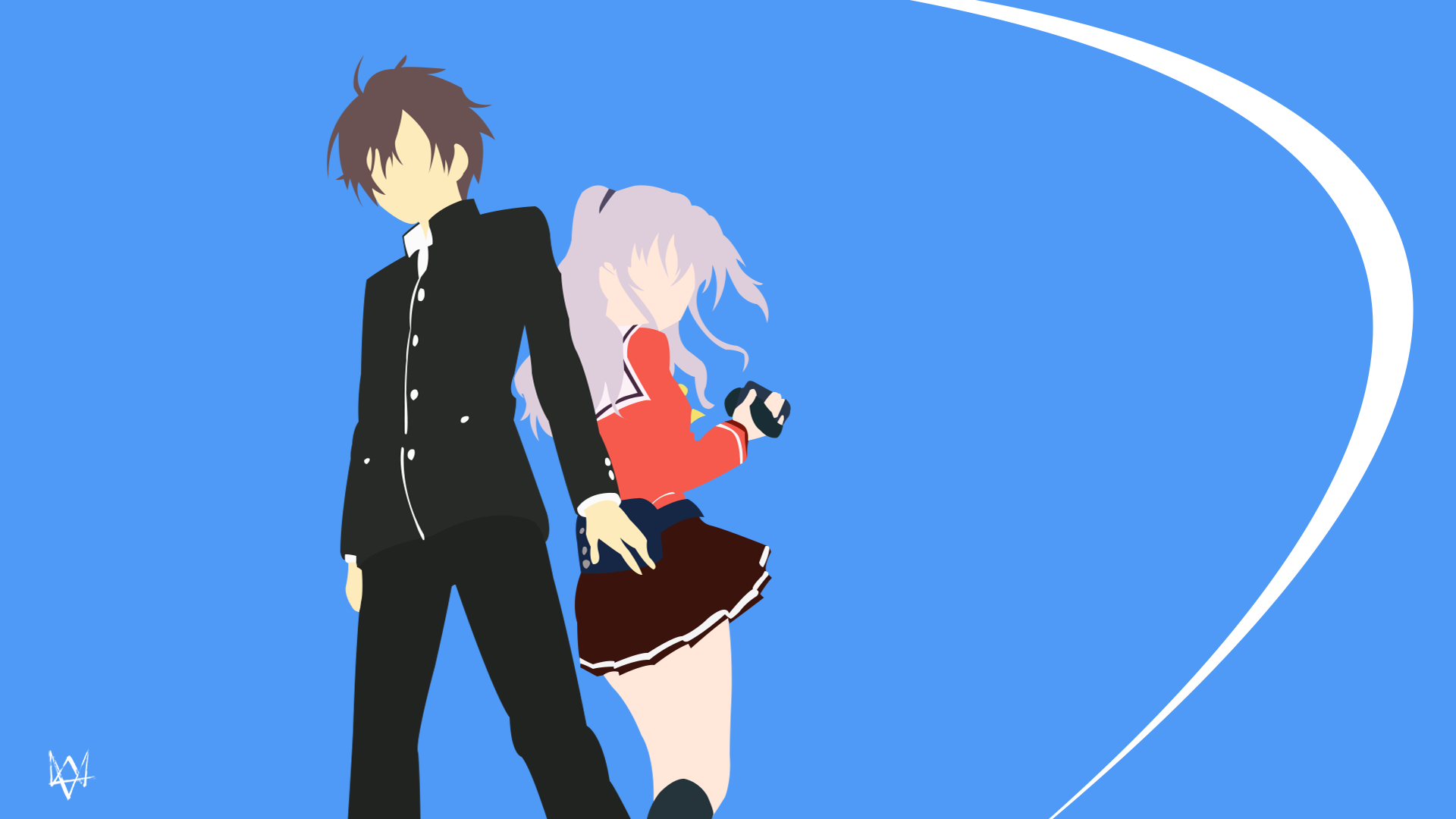 Image result for anime minimal character