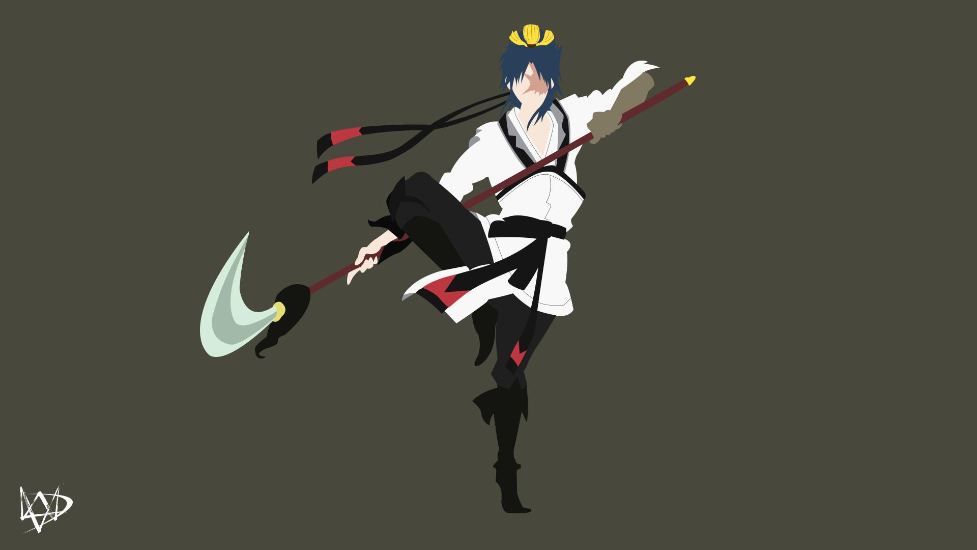 Ren Hakuryuu (Magi) Minimalist Anime by Lucifer012 on ...