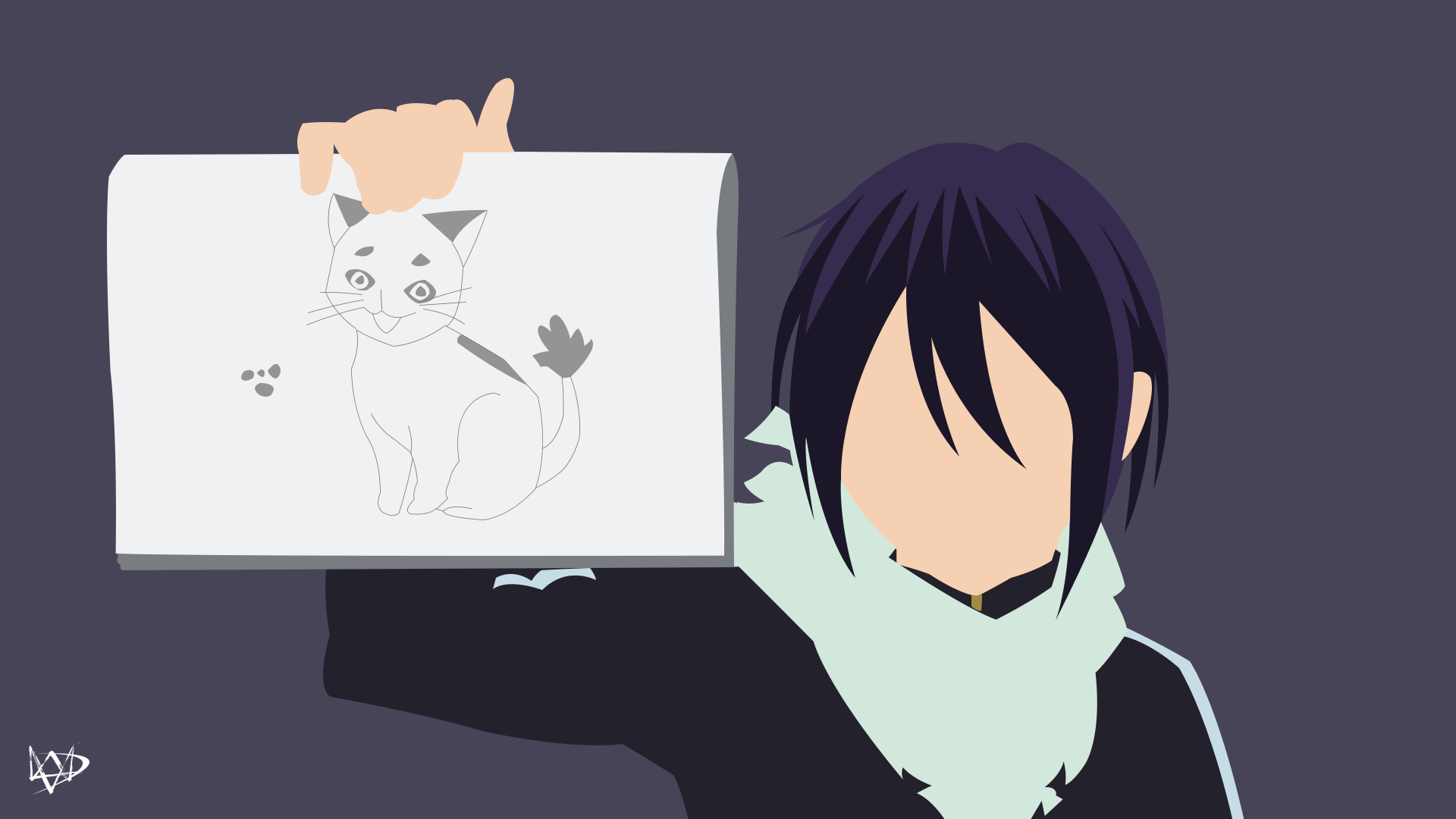Group Of Simpal Anime Noragami Wallpaper