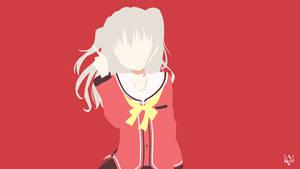 Nao Tomori (Charlotte) Minimalist Anime