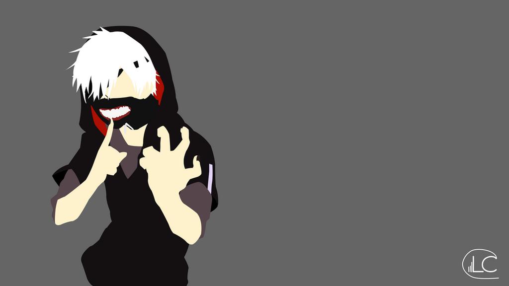 Ken Kaneki | Tokyo Ghoul Minimalist Anime by Lucifer012 on ...