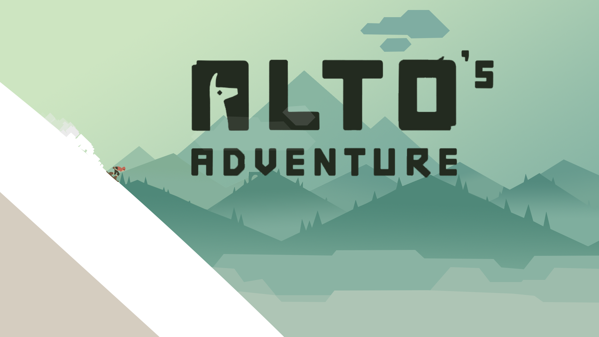 Foyer Minimalist Game : Alto adventure minimalist game wallpaper by lucifer on