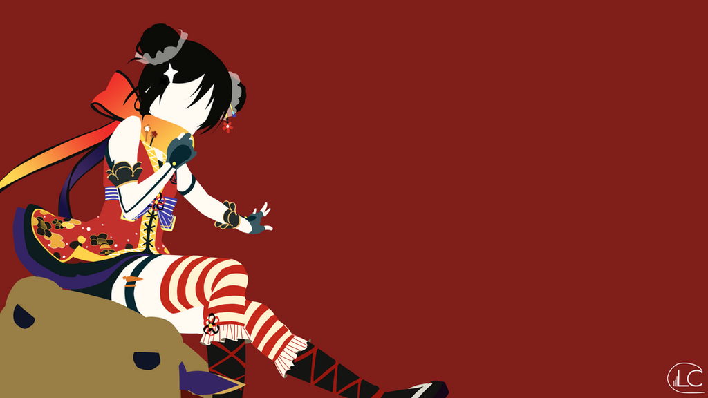Love Live Iphone 4 Wallpaper : Nico Yazawa Love Live Minimalist Anime by Lucifer012 on ...