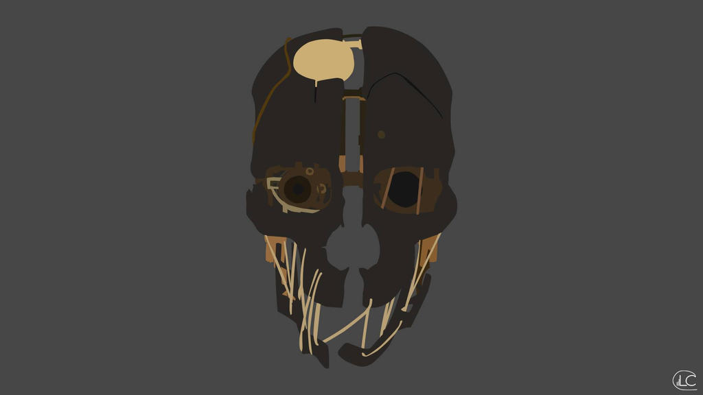 Dishonored Fan Art Corvo Video Games Wallpapers Hd: Dishonored Minimalist By Lucifer012 On